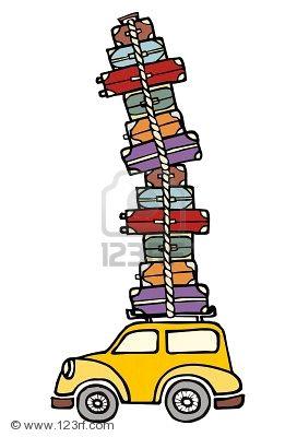 4987296-illustrazione-di-un-auto-divertente-con-un-sacco-di-bagagli-sul-tetto-vector-file-disponibili