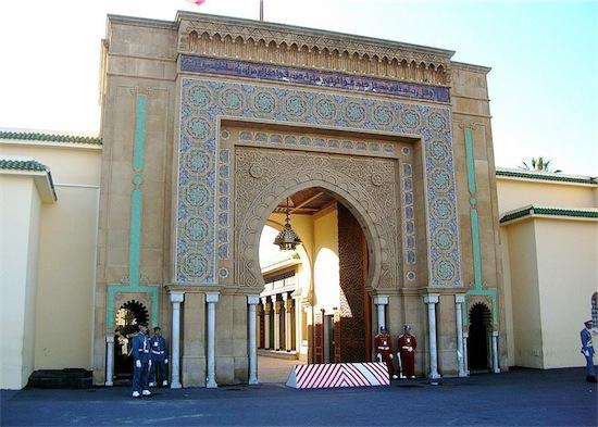 10 rabat palazzo reale