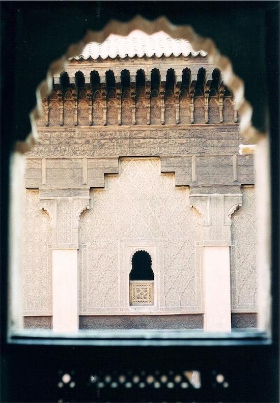 13 marrakech medersa ben youssef