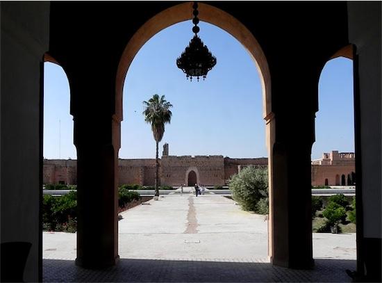 14 marrakech palazzzo el badi