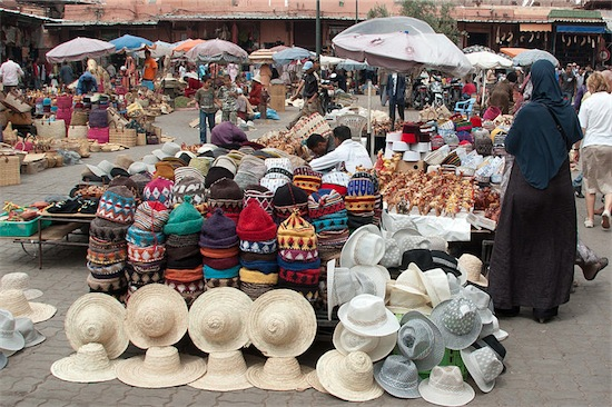 16 marrakech mercato