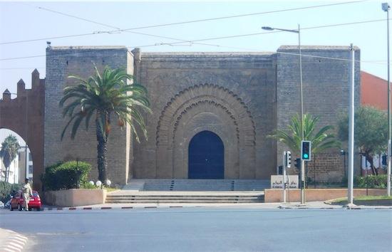 2 bab er rouah porta Rabat