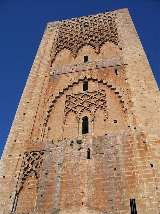 9 rabat torre hassan